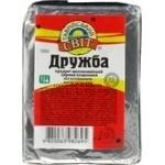 Продукт сирний Таврійський сир Дружба плавлений без наповнювача 55% 100г
