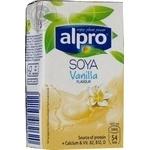 Напиток Альпро соевый ванилла 250мл