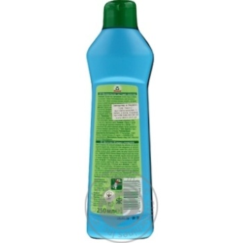 Средство для чистки Frosch молочко абразивное с содой 250мл - купить, цены на Novus - фото 2