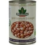 Bioitalia Borlotti Canned Kidney Bean