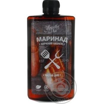 Маринад Украинский Дым копченый вишней 400мл