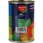 Манго Tropic life скибочками в сиропі 425г - купити, ціни на Фуршет - фото 5