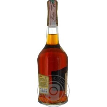 Коньяк Легенда Армении 3 звезды 40% 0,5л - купить, цены на МегаМаркет - фото 4