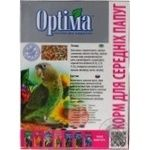 Food Optima for parrots 500g
