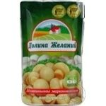 Mushrooms cup mushrooms Dolina jelaniy pickled 200g soft packing China