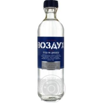 Водка Воздух легкая 40% 0,7л - купить, цены на Novus - фото 1