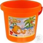 Tigres Bucket for Sand Toy