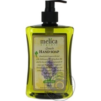 Мыло жидкое Melica organic Лаванда 500мл - купить, цены на Восторг - фото 1