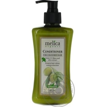 Бальзам-кондиционер Melica Organic для окрашенных волос 300мл