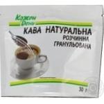 Kozhen den instant coffee 30g