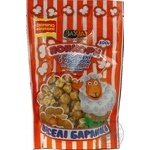 Попкорн в карамели Захид Веселые барашки с арахисом и арахисовым маслом 100г