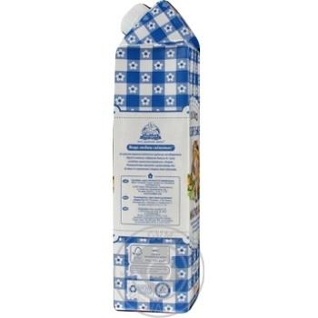 Молоко Селянське Малюкам ультрапастеризоване 3.2% 1000г - купити, ціни на Novus - фото 2