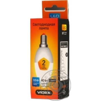 Bulb Videx e14:е14