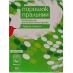 Auchan Mountain Freshness Phosphate-free Automatic Machine Washing Powder 400g