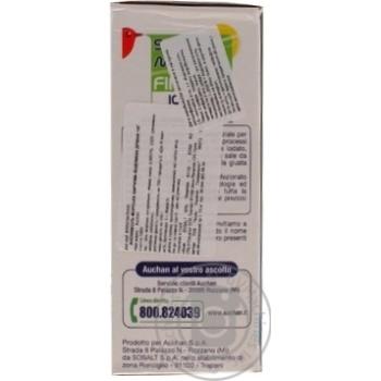 Морская соль Ашан пищевая йодированная мелкая 1кг - купить, цены на Ашан - фото 3