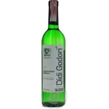 Вино Didi Godori Алазанская долина белое полусладкое 12% 0,75л