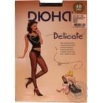 Duna Delicate Mocco Women's Tights 40den 4s