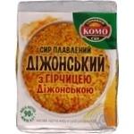 Сир плавлений 55% Діжонський Комо 90г