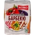 Сыр плавленый Комо Барбекю 55% 90г