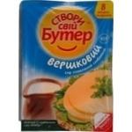 Сыр Комо Створы свий Бутэр сливочный плавленый ломтевой 8 ломтиков 45% 150г