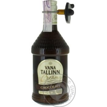 Ликер Vana Tallinn Chocolate 0,5л