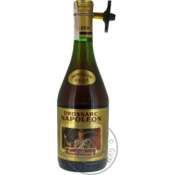 Бренди Drossarc Napoleon V.S.O.P. 40% 0.7л