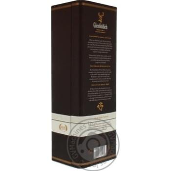 Виски Glenfiddich 18 лет тубус 0,7л - купить, цены на Ашан - фото 3