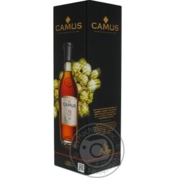 Коньяк Camus Elegance V.S. 40% 0,7л - купить, цены на Novus - фото 2