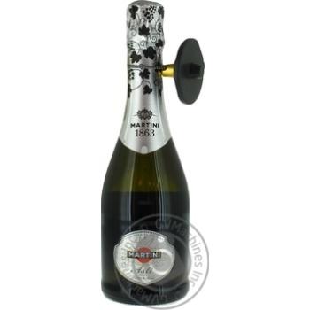Martini Asti Dolce DOCG White Sweet Sparkling Wine 7.5% 0.375l