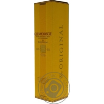 Glenmorangie Original whiskey in gift box 0,5l - buy, prices for Novus - image 2