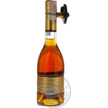 Sarajishvili 5 yrs cognac 40% 0,35l - buy, prices for Novus - image 3