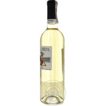 Вино Sangre y Arena Blanco Semidulce белое полусладкое 11% 0,75л - купить, цены на СитиМаркет - фото 4