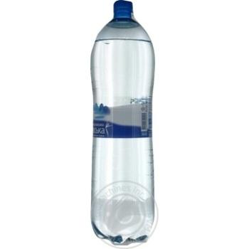 Вода Биола Знаменовская сильногазированная лечебно-столовая 2000мл - купить, цены на Novus - фото 2