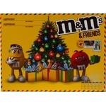 Набір цукерок M&M's Friends Бандероль
