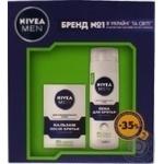 Набір Nivea для чутливої шкіри 2016(чол) - купить, цены на Novus - фото 1