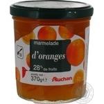Auchan Orange Jam