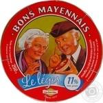 Сыр Bons Mayennais Камамбер Лайт 29% 250г