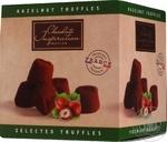 Конфеты Chocolate Inspiration Французские трюфели с кусочками лесного ореха 200г