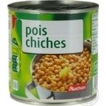 Auchan Canned Chickpea - buy, prices for Auchan - photo 1