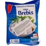 Сир Auchan Brebis овечий для салату 22%