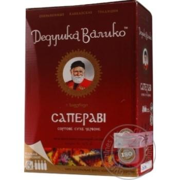 Dedushka Valiko Saperavi Dry Red Wine