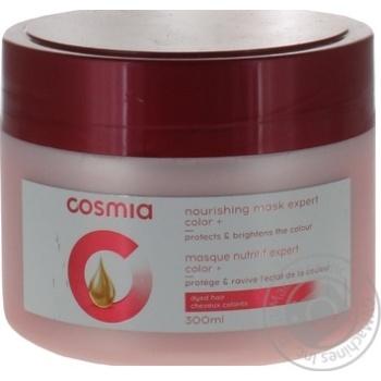 Маска для волос COSMIA Эстракт граната 300мл