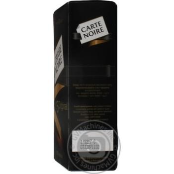 Кофе Карт Нуар молотый 250г Франция - купить, цены на Novus - фото 2