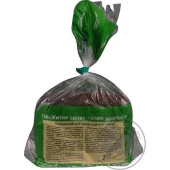 Хліб Житня Сила на хмелю 500г - купити, ціни на Ашан - фото 2
