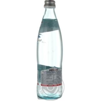 Вода Borjomi сильногазована лікувально-столова 0,5л - купити, ціни на Novus - фото 4