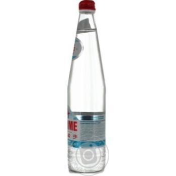 Вода Саирмэ газированная стеклянная бутылка 0,5л - купить, цены на МегаМаркет - фото 2