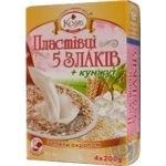 Flakes Kozub product with sesame 800g
