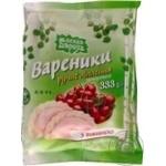 Belaya Byaroza Frozen With Cherry Vareniki