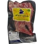 Krolikoff rabbit meat shoulder blade