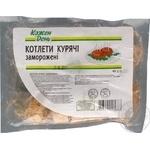 Kozhen den chicken frozen cutlet 420g